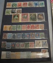 Марки царской России,  РСФСР,  Украины 1918,  , СССР 20х г.