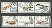 Продам марки Кубы 6 шт Авиа